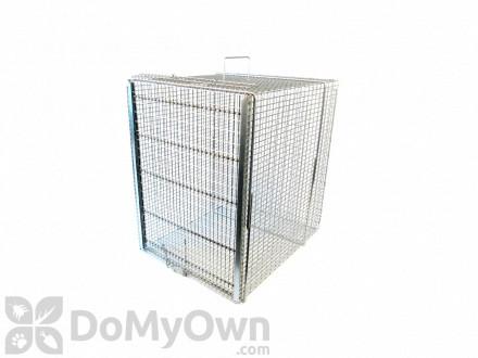 Tomahawk 20 X 26 External Bait Cage - Model BC110