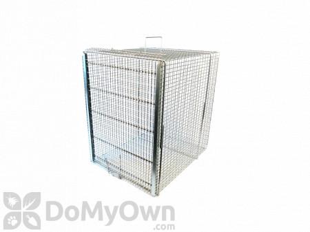 Tomahawk 10 X 12 External Bait Cage - Model BC108