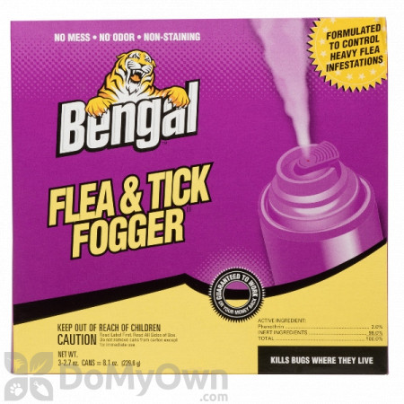 Bengal Flea and Tick Fogger