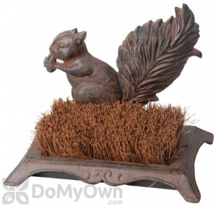 Best For Birds Boot Brush Squirrel (BFBLH67)