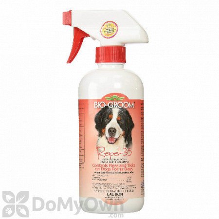 Bio - Groom Repel 35 Flea and Tick Spray