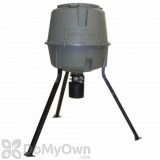 OvoControl Tripod Feeder with Solar Panel and Battery