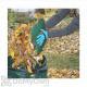 Bloem Leaf Hand Rake Claws Easy Outdoor Leaf Yard Cleanup