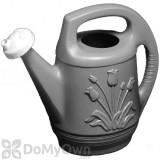 Bloem Promo Watering Can 2 Gallon - Peppercorn