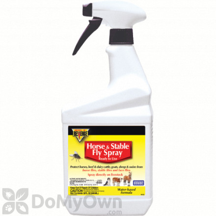 Revenge Horse and Stable Fly Spray Ready-To-Use