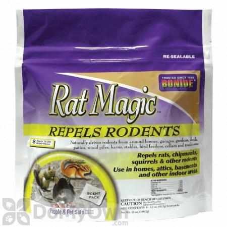 Bonide Rat Magic Scent Packs