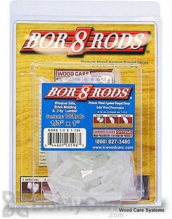 "Bor8 Rods 1/3"" x 1"""