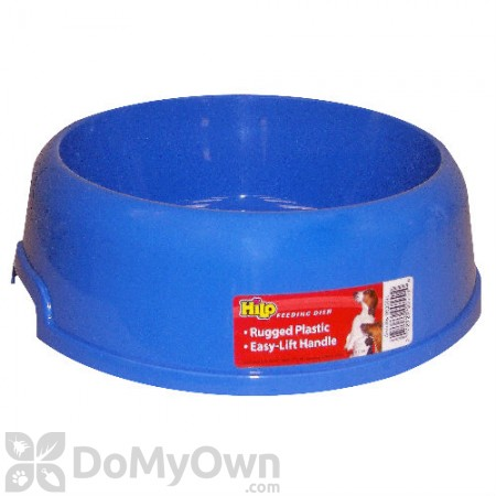 Boss Pet Hilo Rugged Plastic Dish