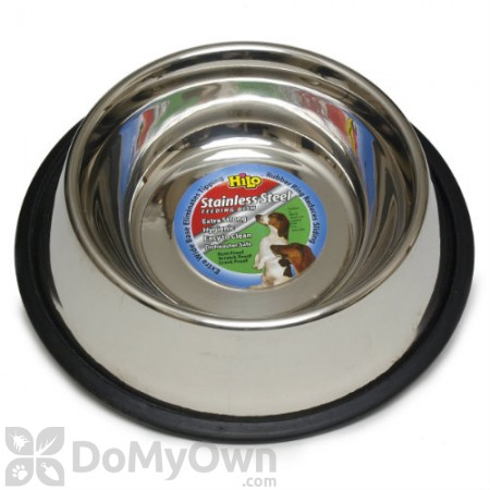Boss Pet Hilo Stainless Non - Skid Dish