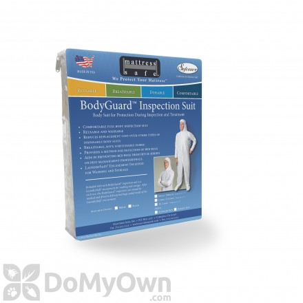 Mattress Safe BodyGuard XXL - Reusable Inspection Suit