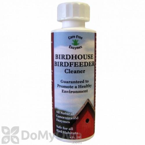 Care Free Enzymes Bird House Bird Feeder Cleaner 4 Oz 94725