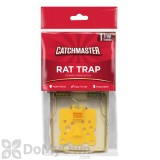 Catchmaster Rat Wooden Snap Trap 610PE - CASE