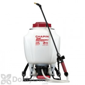 Chapin 4 Gallon 24V Rechargeable Backpack Sprayer (#63924)