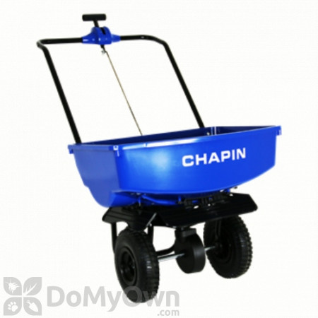 Chapin 8003A 70 - Pound Residential Salt Spreader with Baffles