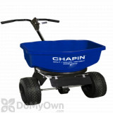 Chapin Professional Salt / Halite / Ice Melt Push Spreader 80 lb. (82088)