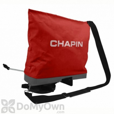 Chapin 84700A 25 - Pound Professional SureSpread Bag Seeder