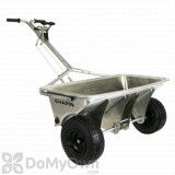 Chapin 8500B 200 - Pound Stainless Steel Professional Rock Salt Drop Spreader