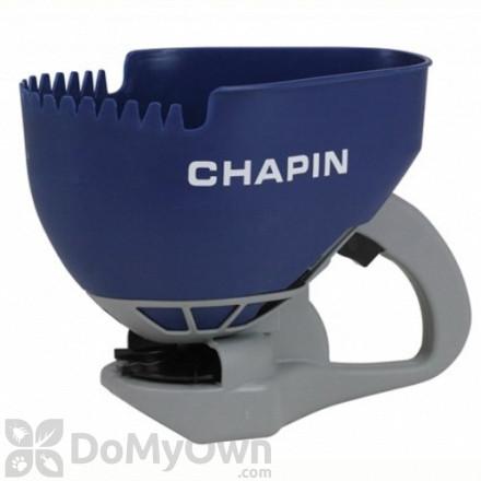 Chapin 8705A 1.6 - Liter / .3 - Gallon Salt / Ice Melt Hand Crank Spreader