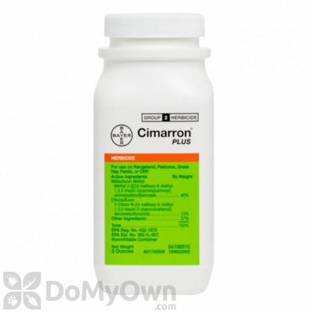 Cimarron Plus Herbicide