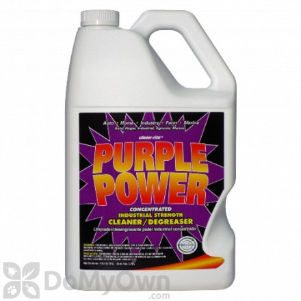 Clean - Rite Purple Power Industrial Strength Cleaner Degreaser