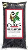 Coles Wild Bird Products Oil Sunflower Bird Food (OS08) 16 lb