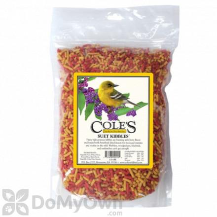 Coles Wild Bird Products Suet Kibbles SKLG Large (4 bags)