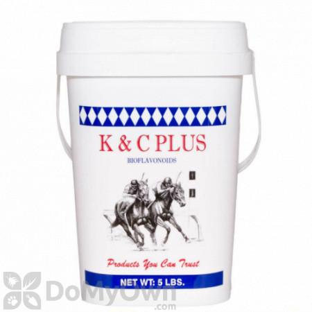K and C Plus Bioflavonoids Powder Supplement