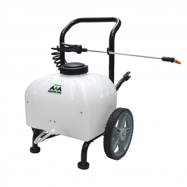 Image of a cart sprayer