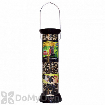 Droll Yankees ONYX Sunflower / Mixed Bird Seed Feeder with Removable Base (CC12S)