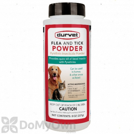 Durvet Flea and Tick Powder