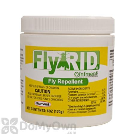 Durvet FlyRID Ointment