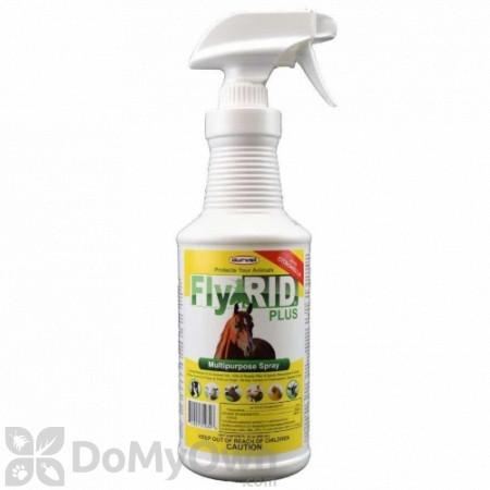 Durvet FlyRID Plus Spray