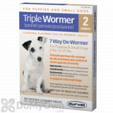 Durvet Triple Wormer Puppy and Small Dogs