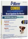 D-Worm Combo Broad Spectrum De-Wormer