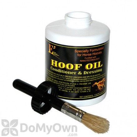 E3 Hoof Oil Conditioner and Dressing for Horses