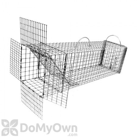 Tomahawk Excluder One Way Door Easy Release Door for Raccoon & similar sized animals - Model E80D