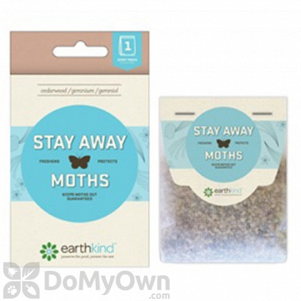 Earthkind Stay Away Moths Natural Repellent