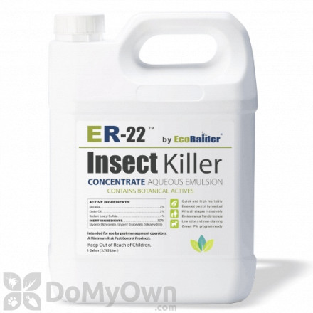 EcoRaider ER - 22 Insect Killer Concentrate