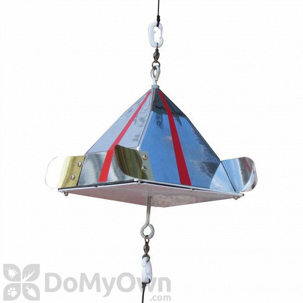 Bird Barrier Eagle Eye Hanging / Wind Powered Model for Boats (ee-19)