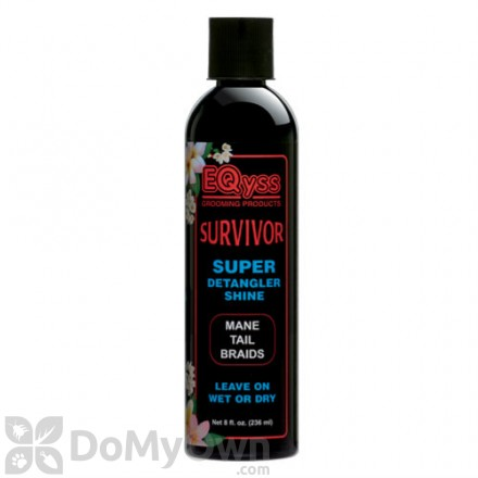 EQyss Survivor Super Detangler and Shine