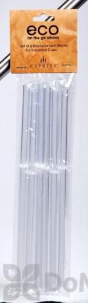 Evergreen Enterprises Replacement Acrylic Straws (P386)