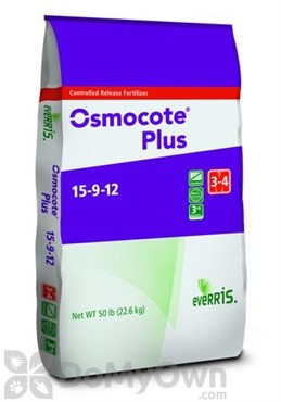 Osmocote Plus Standard 3-4 Months 15-9-12 Fertilizer