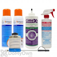 Emergency Bed Bug Kit