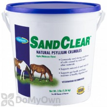 SandClear Natural Psyllium Crumbles