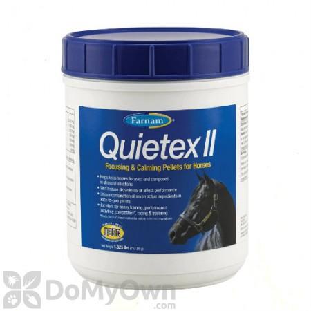 Quietex II Focusing and Calming Pellets
