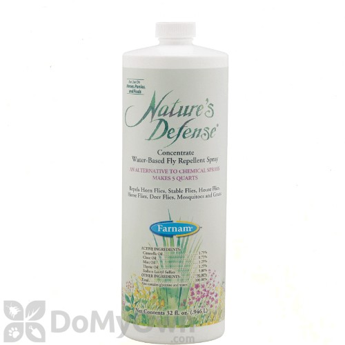 Nature S Defense Fly Repellent Concentrate