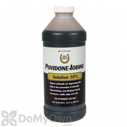 Povidone - Iodine 10% Solution