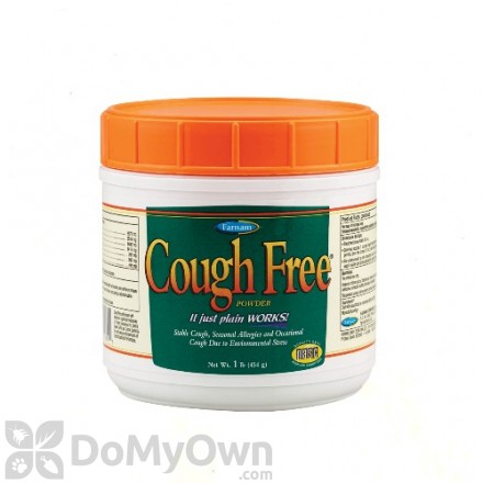 Farnam Cough Free Powder Supplement