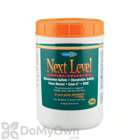 Next Level Joint Pellet Supplement