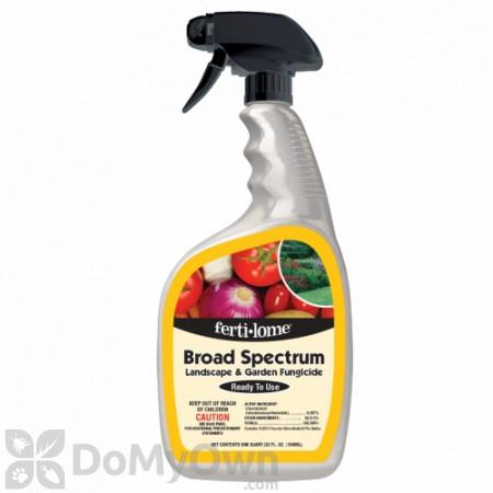Ferti-lome Broad Spectrum Landscape and Garden Fungicide RTU